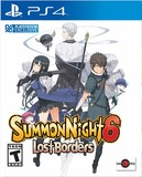 Summon Night 6: Lost Borders (PlayStation 4)